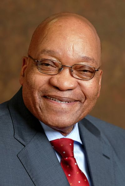 South African President Jacob Zuma. Photo by www.gcis.gov.za