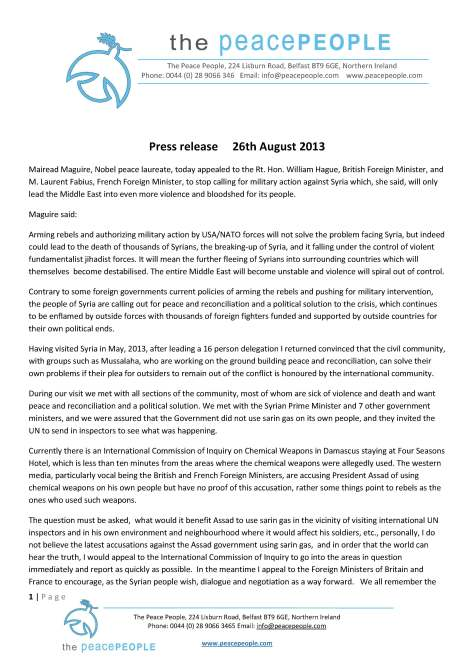 maguire-Press release-26th August 2013_Page_1