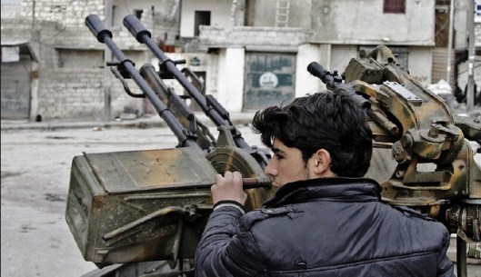 Israeli-made arsenal found in Homs: SANA