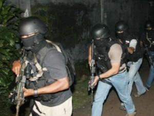 Indonesia's Densus 88 anti-terrorism police unit. Photo: Antara News Agency