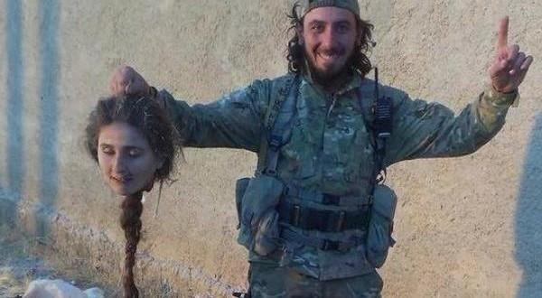 KOBANE: ISIS beheads 3 Kurdish female fighters as one blows herself up ...