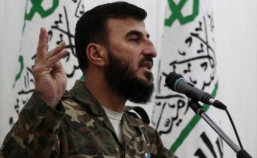 DEAD-Jaysh al-Islam-Zahran Allouch-2