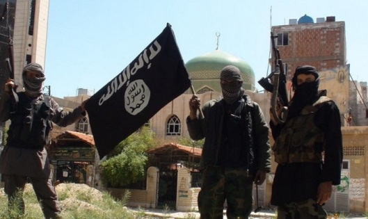 ISIS-Damascus