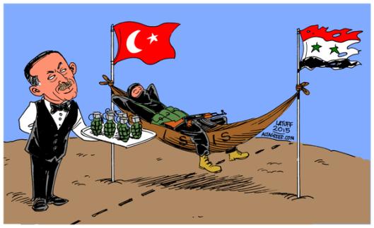erdogan-daesh