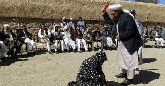 saudi women to be beheaded for indecency